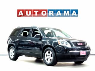 Used 2011 GMC Acadia 4WD 7 PASSENGER SUNROOF DVD for sale in North York, ON