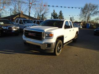 Used 2015 GMC Sierra 1500 Double Cab 4x4 for sale in North York, ON