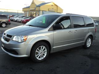 Used 2014 Dodge Grand Caravan SXT Stow-N-Go 3.6L 7Pass for sale in Brantford, ON