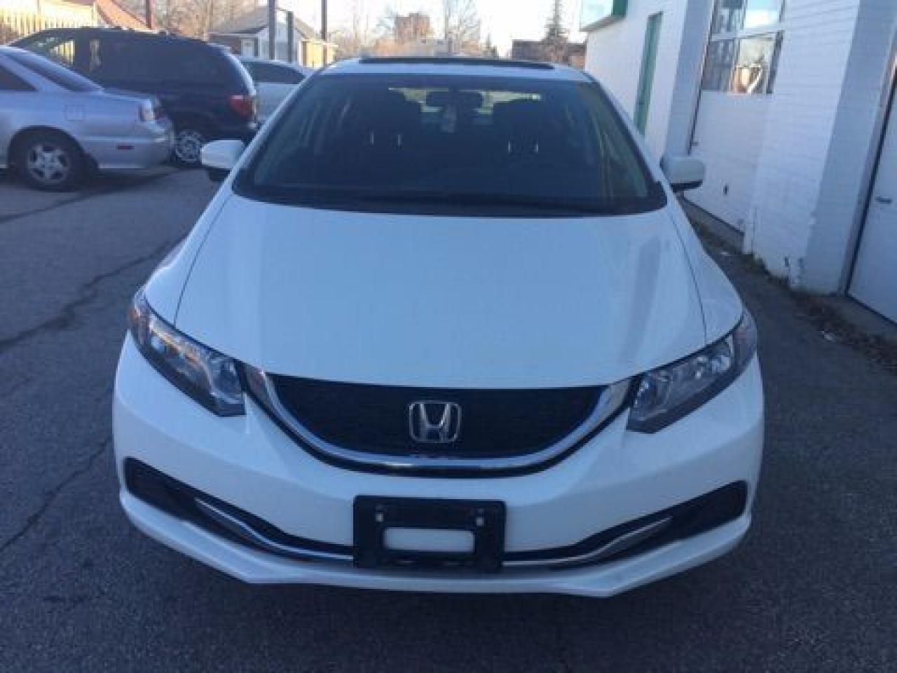 Used 2015 Honda Civic Ex For Sale In Brampton Ontario Carpages Ca