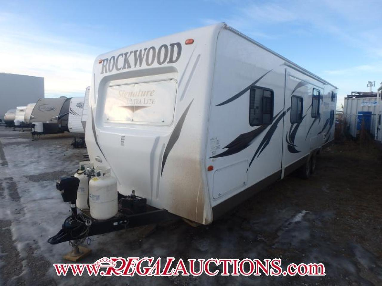 2012 Rockwood SIGNATURE 8316 SS  TRAVEL TRAILER