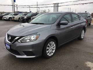 Used 2016 Nissan SENTRA SL * POWER GROUP * LOW KM for sale in London, ON