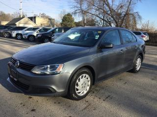 Used 2013 Volkswagen JETTA POWER GROUP * SUNROOF for sale in London, ON