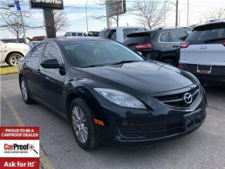 Used 2010 Mazda MAZDA6 GS**A/C**POWER SUNROOF** for sale in Mississauga, ON