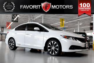 Used 2013 Honda Civic Si | MANUAL | NAV | BACK CAM | HEATED SEATS for sale in North York, ON