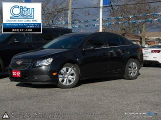 Used 2012 Chevrolet Cruze LT Turbo for sale in North York, ON