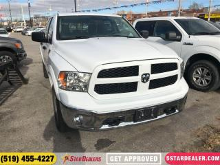 Used 2017 Dodge Ram 1500 SLT | ONE OWNER | HEMI | 4X4 for sale in London, ON