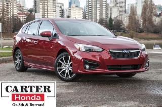 Used 2017 Subaru Impreza Sport Hatchback! + LOW KMS + BLIND SPOT + SUNROOF! for sale in Vancouver, BC