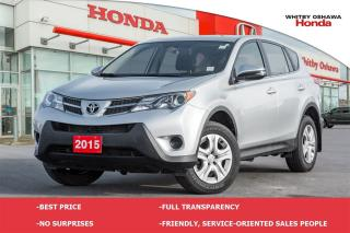 Used 2015 Toyota RAV4 LE | Automatic for sale in Whitby, ON