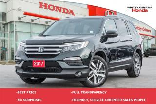 Used 2017 Honda Pilot Touring | Automatic for sale in Whitby, ON