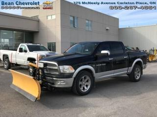 Used 2012 Dodge Ram 1500 Laramie for sale in Carleton Place, ON