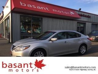 Used 2016 Nissan Altima Fuel Efficient, Low Cost of Ownership!! for sale in Surrey, BC