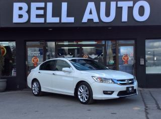 Used 2014 Honda Accord TOURING NAVIGATION LEATHER SUNROOF REARCAM for sale in North York, ON