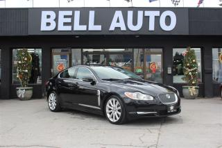 Used 2011 Jaguar XF PREMIUM PKG NAVIGATION BACKUP CAMERA SUNROOF for sale in North York, ON