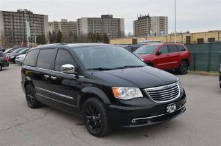 Used 2016 Chrysler Town & Country Limited - DVD, Back Up Cam, Bluetooth, Heated Seat for sale in London, ON