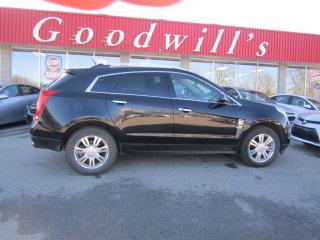 Used 2012 Cadillac SRX LUXURY! HEATED LEATHER SEATS! SUNROOF! for sale in Aylmer, ON