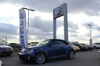 Used 2014 Volkswagen Beetle 2.0 TSI Sportline for sale in Whitby, ON