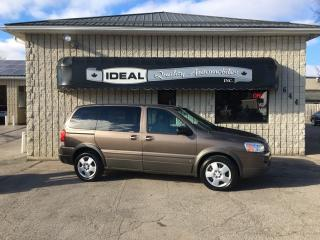 Used 2008 Pontiac Montana Sv6 w/1SA for sale in Mount Brydges, ON
