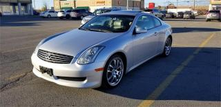 Used 2006 Infiniti G35 Coupe Sport for sale in Concord, ON
