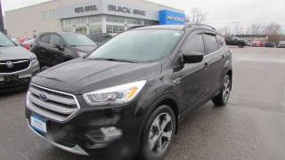 Used 2017 Ford Escape SE for sale in Arnprior, ON