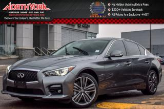 Used 2015 Infiniti Q50 Sport |AWD|Sunroof|Nav|BackUpCam|Bose|HeatFrntSeats|19