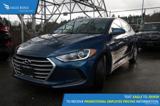 Used 2017 Hyundai Elantra LE Heated Seats, Hands Free Calling, Cruise Control for sale in Port Coquitlam, BC
