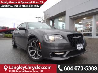 Used 2017 Chrysler 300 S *ONE OWNER*ACCIDENT FREE*LOCAL BC CAR* for sale in Surrey, BC