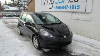 Used 2014 Honda Fit LX for sale in Kingston, ON