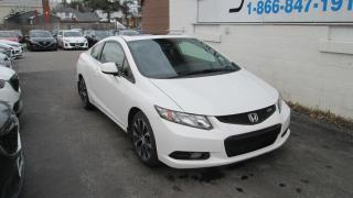 Used 2013 Honda Civic SI for sale in Richmond, ON