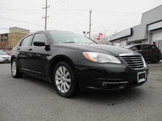 Used 2014 Chrysler 200 Touring for sale in Kingston, ON