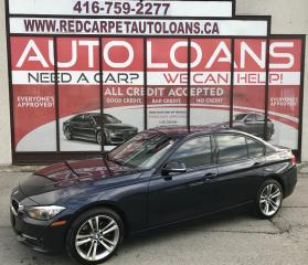 Used 2014 BMW 320 i xDrive 320Xi-ALL CREDIT ACCEPTED for sale in Scarborough, ON