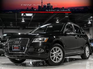 Used 2013 Audi Q5 2.0T QUATTRO|PARKING SENSORS|BLUETOOTH for sale in North York, ON