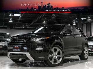 Used 2014 Land Rover Evoque DYNAMIC|NAVI|360CAM|20