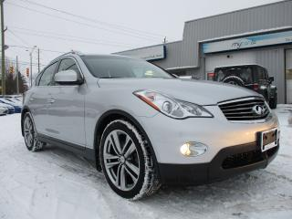 Used 2015 Infiniti QX50 BASE for sale in Kingston, ON