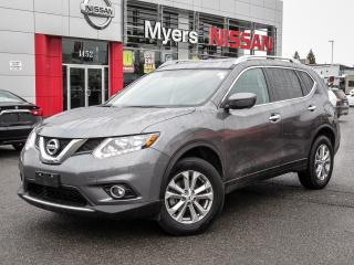 Used 2016 Nissan Rogue SV AWD, NAVIGATION, PANORAMIC ROOF, BACK UP CAMERA, INTELLIGENT KEY for sale in Orleans, ON