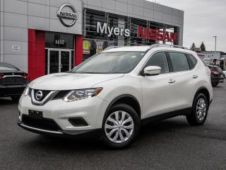 Used 2015 Nissan Rogue S, BACK UP CAMERA, HEATED MIRRORS, ECO/SPORT for sale in Orleans, ON