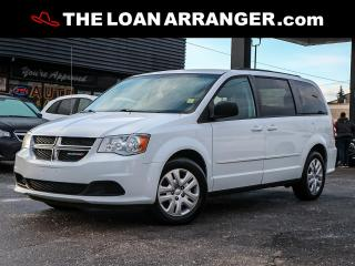 Used 2016 Dodge Grand Caravan for sale in Barrie, ON