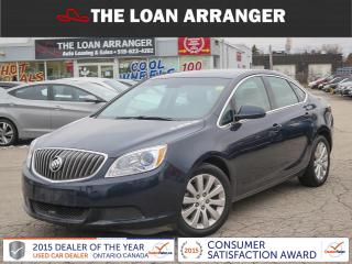 Used 2016 Buick Verano for sale in Barrie, ON