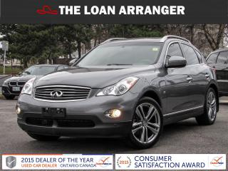 Used 2015 Infiniti QX50 for sale in Barrie, ON