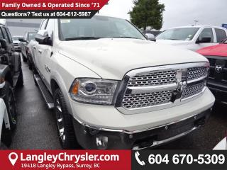 New 2018 Dodge Ram 1500 Laramie Convenience Group for sale in Surrey, BC