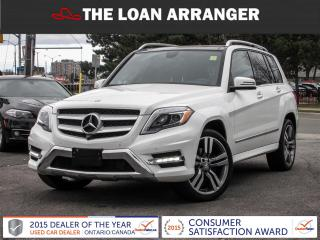 Used 2015 Mercedes-Benz GLK 250 for sale in Barrie, ON