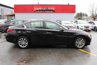 Used 2014 Infiniti Q50 4dr Sdn Premium AWD for sale in Surrey, BC