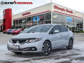 Used 2013 Honda Civic EX for sale in Guelph, ON