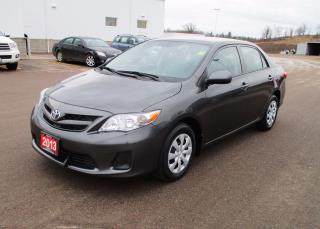 Used 2013 Toyota Corolla CE ENHANCED CONVENIENCE PACKAGE for sale in Renfrew, ON