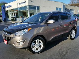 Used 2011 Hyundai Tucson GLS FWD for sale in Kitchener, ON
