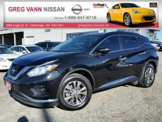 Used 2015 Nissan Murano SV FWD  w/climate control,NAV,rear cam,,heated seats for sale in Cambridge, ON
