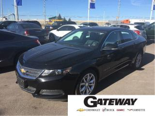Used 2017 Chevrolet Impala 1LT | REAR CAM | BLUETOOTH | LEATHER for sale in Brampton, ON
