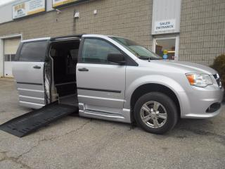 Used 2011 Dodge Grand Caravan SE-Wheelchair Accessible Side Entry Conversion for sale in London, ON