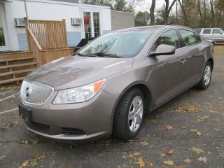 Used 2011 Buick LaCrosse CX for sale in Scarborough, ON