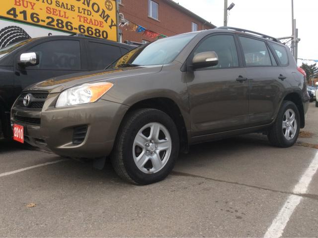 used 2010 toyota rav4 4wd 4 cylinder aux power ops excellent condition for sale in scarborough. Black Bedroom Furniture Sets. Home Design Ideas